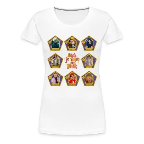 HP Kerststream - Vrouwen Premium T-shirt