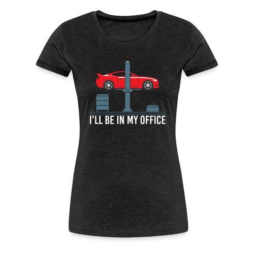Auto Schrauber Kfz Shirt - Frauen Premium T-Shirt