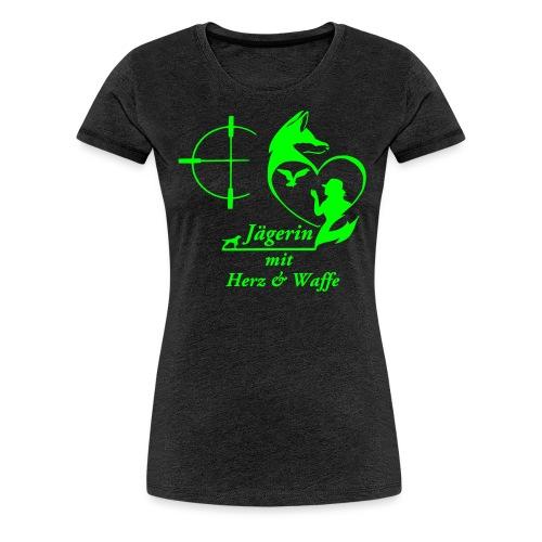 JHW - Frauen Premium T-Shirt