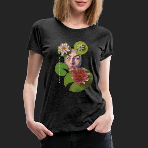 Friluftsliv L'art de se connecter avec la nature - T-shirt Premium Femme
