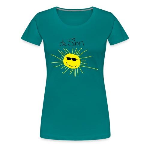 De Sjon - Vrouwen Premium T-shirt