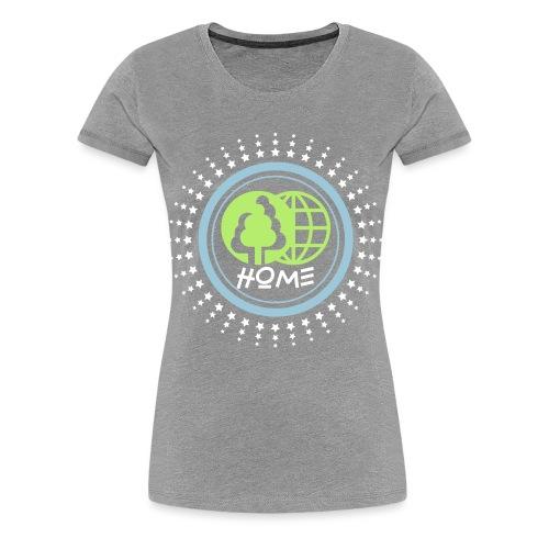 Planète home sweet home - Women's Premium T-Shirt