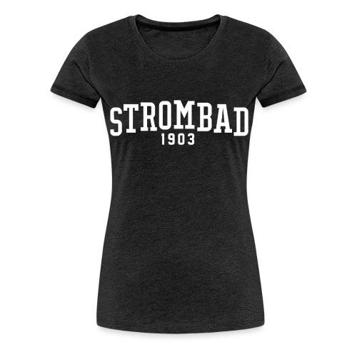 lido di Krido Strombad College - Frauen Premium T-Shirt