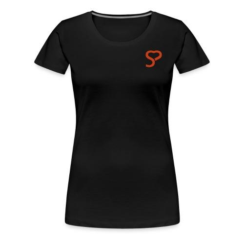 Kleidung & Accessoires - made with love - Frauen Premium T-Shirt