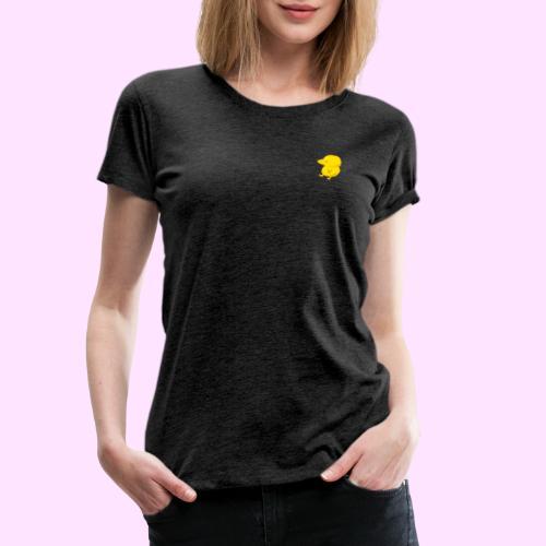 Golden Pinkguin - Dame premium T-shirt