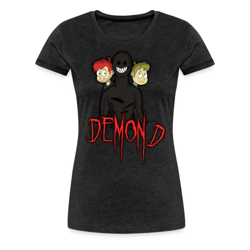'DEMOND' Tshirt (Colesy Gaming - YouTuber) - Women's Premium T-Shirt