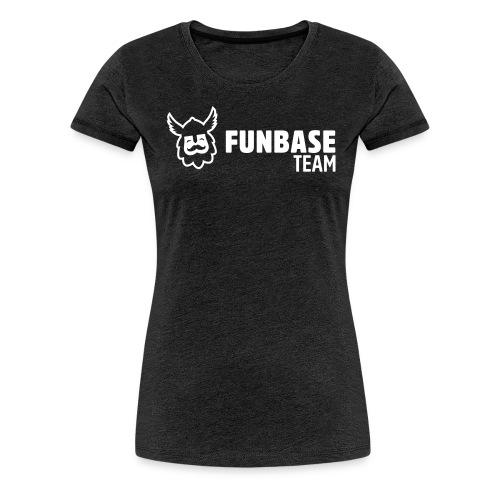 Funbase Cook - Women's Premium T-Shirt