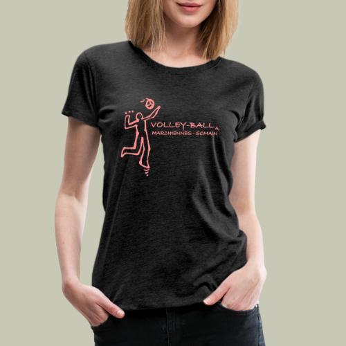 Graphique Smatch - T-shirt Premium Femme
