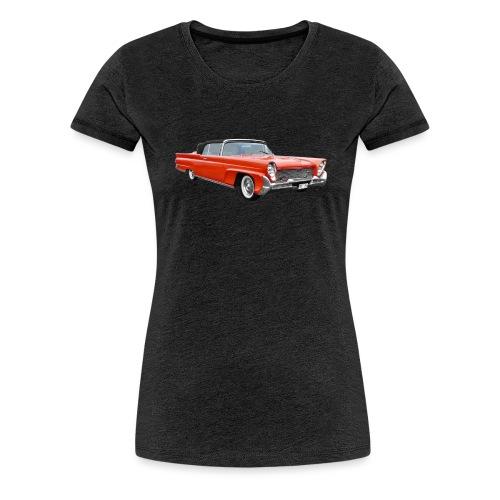 Red Classic Car - Vrouwen Premium T-shirt
