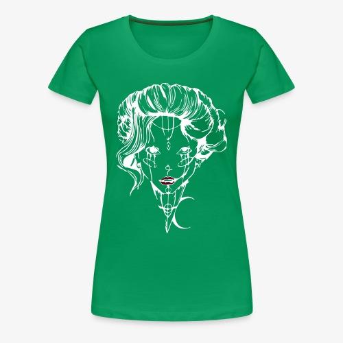 Tendresse maléfique - T-shirt Premium Femme