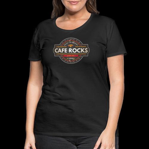 Vintage Badge - Vrouwen Premium T-shirt