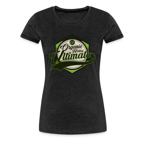 Organic Ultimate - Camiseta premium mujer