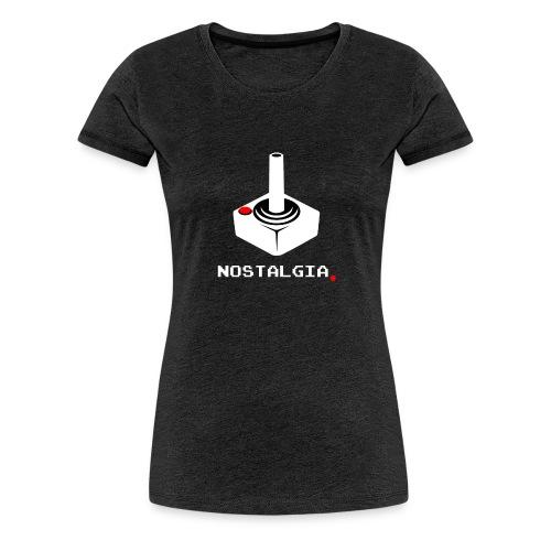Nostalgia - Premium T-skjorte for kvinner
