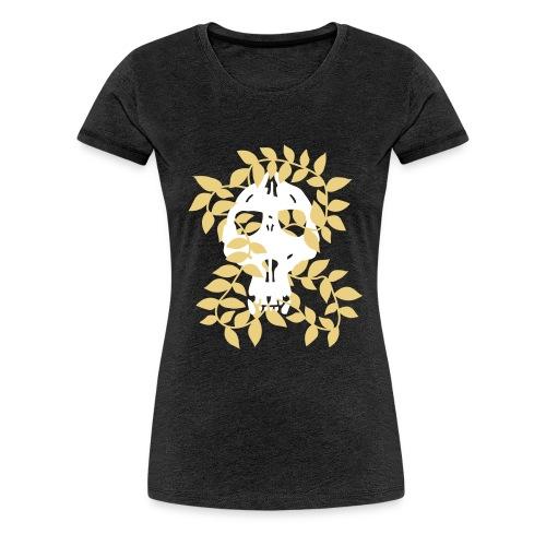 Rest in Leaves - Women's Premium T-Shirt
