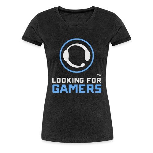 Dark Logo - Women's Premium T-Shirt