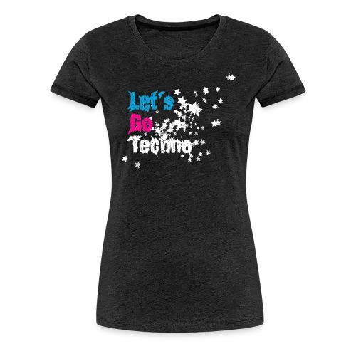 lgt shirtddd 4000x3400px - Frauen Premium T-Shirt