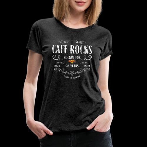 25th Anniversary III - Vrouwen Premium T-shirt