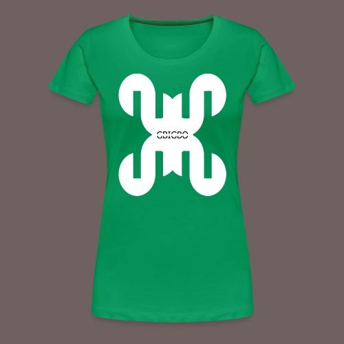 GBIGBO zjebeezjeboo - Rock - Tulip Rock - T-shirt Premium Femme