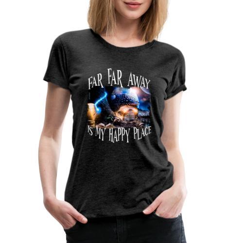 My Happy Place - Vrouwen Premium T-shirt