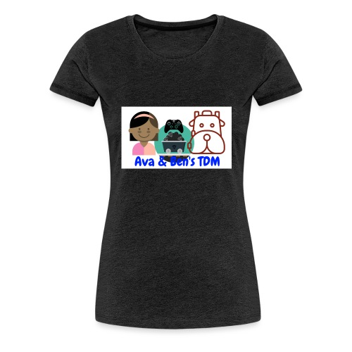 Be empowered - Women's Premium T-Shirt