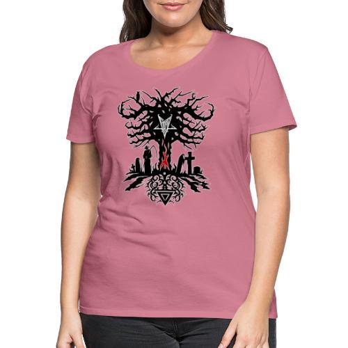 Dead Tree - Women's Premium T-Shirt