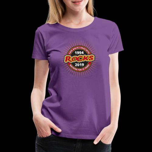 25th Anniversary I - Vrouwen Premium T-shirt