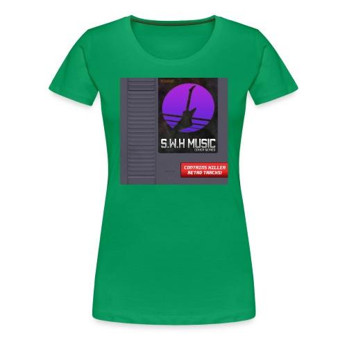 Cover series - Women's Premium T-Shirt