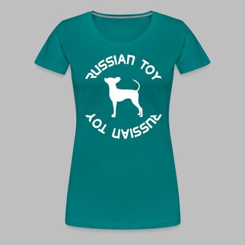 lk teksti - Naisten premium t-paita