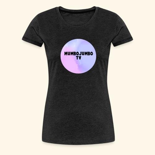 Light Unisex MumboJumbo TV Galaxy Sweatshirt Hoodi - Women's Premium T-Shirt