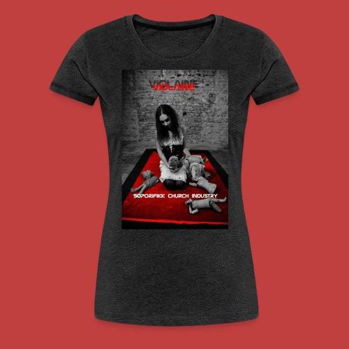 violaine - T-shirt Premium Femme