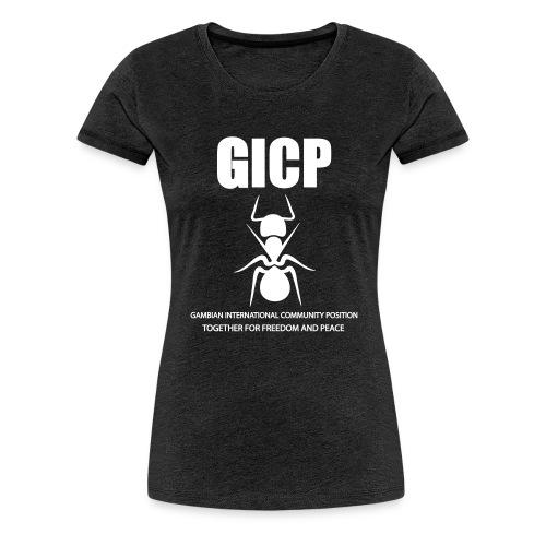 GICP - Women's Premium T-Shirt