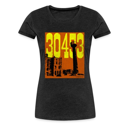 Stadtansichten Hannover Conti - Frauen Premium T-Shirt