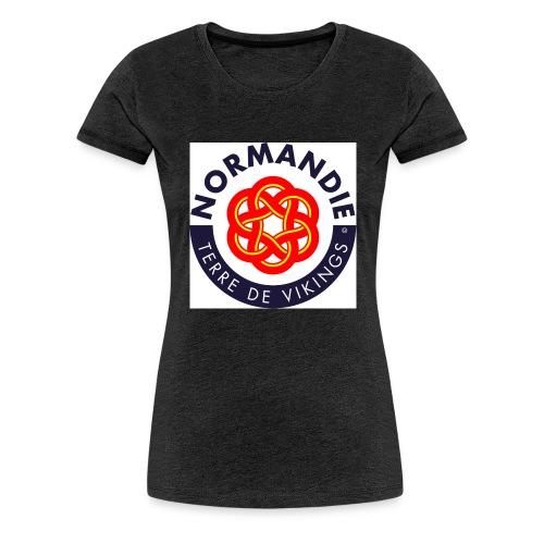 logo nie tv 08 - T-shirt Premium Femme