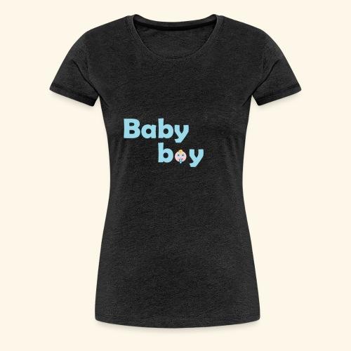 Baby bOY - Frauen Premium T-Shirt
