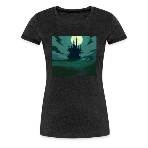 Castle - Women's Premium T-Shirt