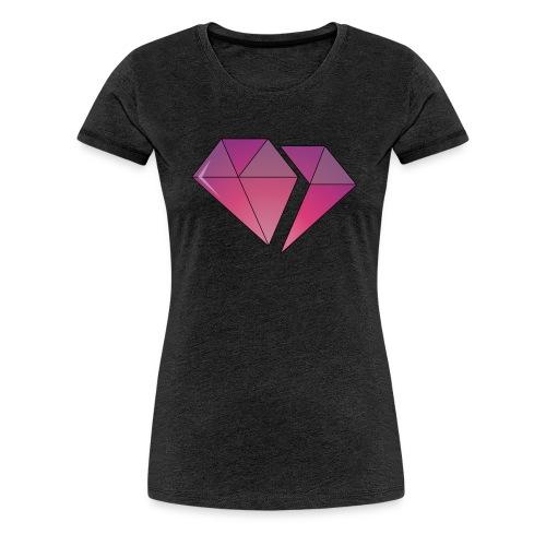Di Diamondo - T-shirt Premium Femme