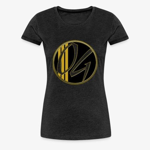 Badge of Honor - Premium-T-shirt dam
