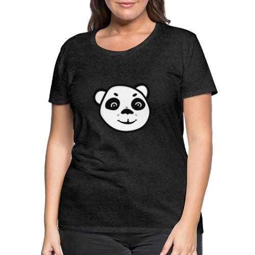 Gaming X iPanda - Women's Premium T-Shirt