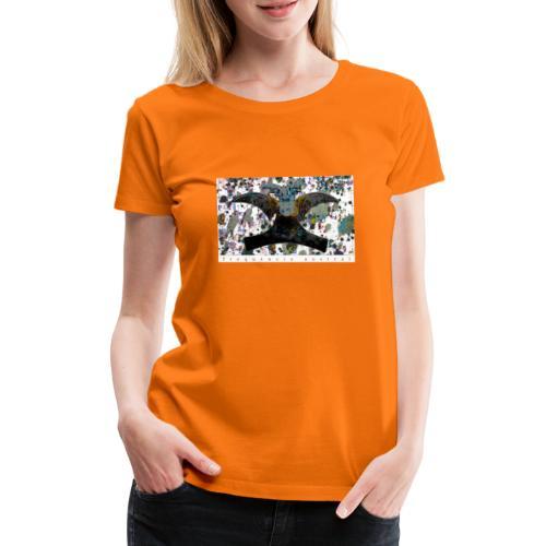Blue Mojitos (w) - Women's Premium T-Shirt