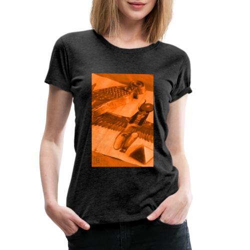 Iside e Horus - Maglietta Premium da donna