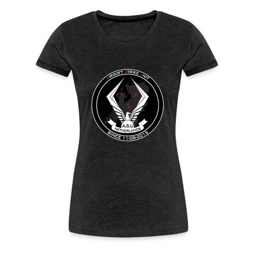 ASU-shirt lange mouw - Vrouwen Premium T-shirt