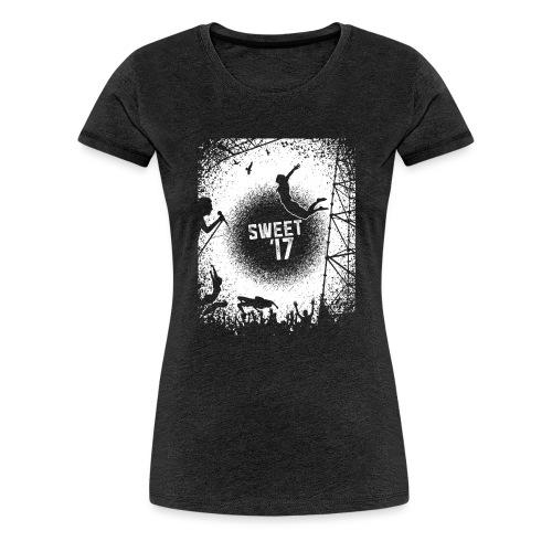 Sweet '17 Festival Summer -weiss - Frauen Premium T-Shirt