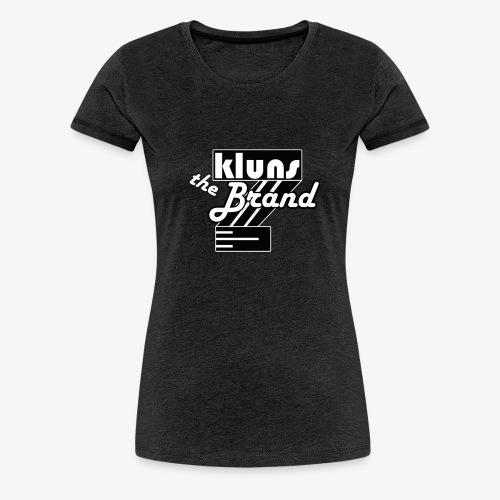 Kluns the Brand - Dame premium T-shirt