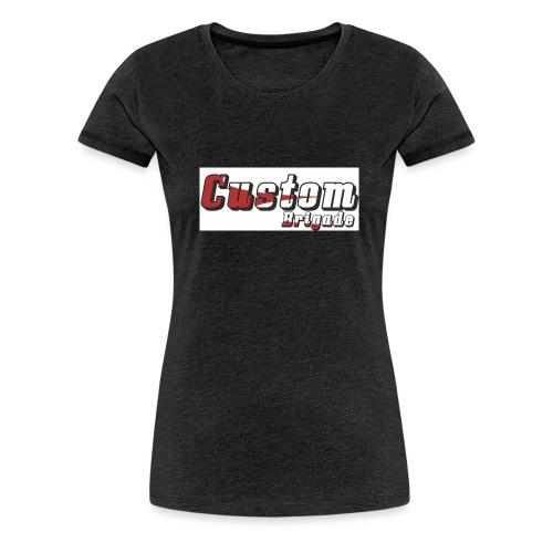 rougecb - T-shirt Premium Femme