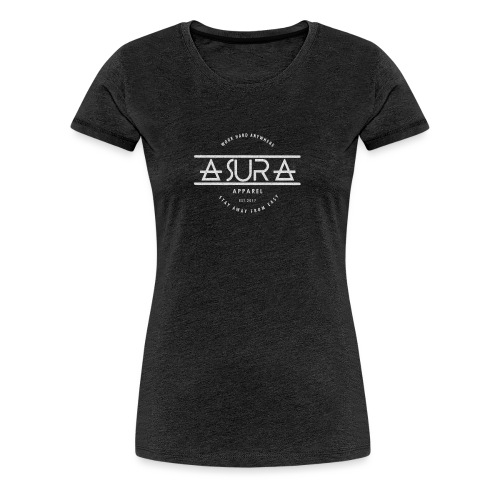 Asura Apparel Official Design 2017 - Women's Premium T-Shirt