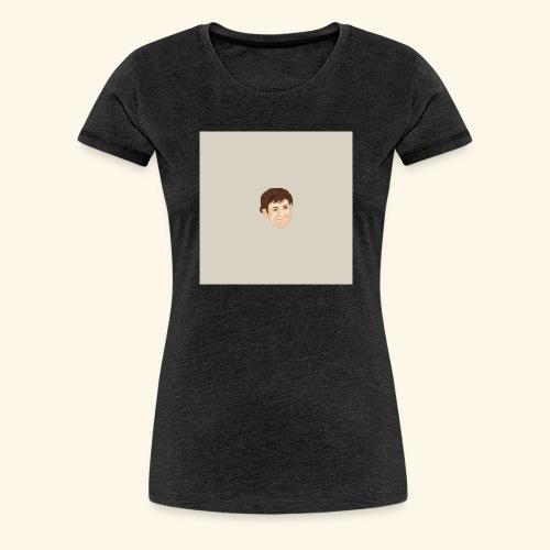 Facciona-con-lo-sfondo - Maglietta Premium da donna