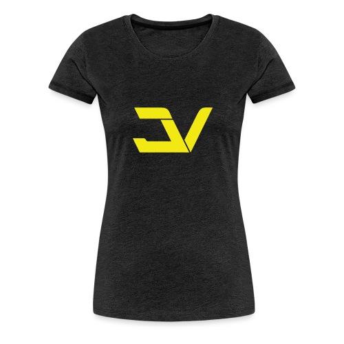 jv_logo-png - Dame premium T-shirt