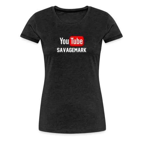 savagemark - Premium T-skjorte for kvinner