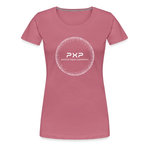 white logo transparent 2x - Women's Premium T-Shirt