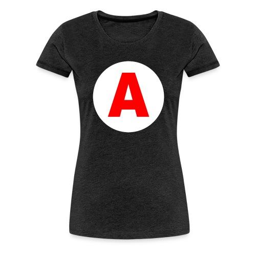 A, apprenti conducteur - T-shirt Premium Femme